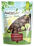 Food to Live Dates Medjool - 1 Livre