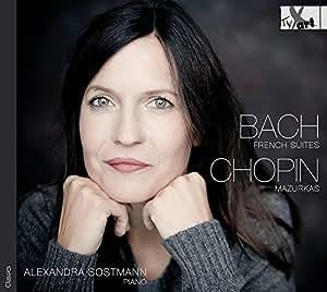 BACH-CHOPIN - Werke für Klavier