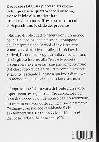 scaricare ebook gratis Il primo inverno. La piccola era glaciale e l'inizio della modernità europea (1570-1700) PDF Epub