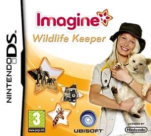 Imagine Wildlife Keeper (Nintendo DS) [import anglais]