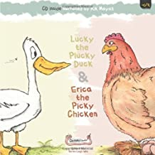 Lucky the Plucky Duck and Erica the Picky Chicken by Craig Green (2011-09-19)