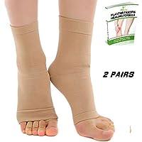 Plantarfasziitis Socken & Gratis Ebook, (2Paar & 1Paar Kompression Socken Erhältlich) Foot Care Kompression... preisvergleich bei billige-tabletten.eu