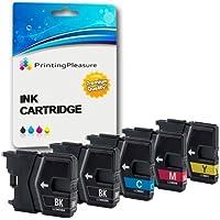 5 Compatibili LC985 Cartucce d'inchiostro per Brother