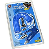 All Ride Luftpistole Set AIR DUSTER blau