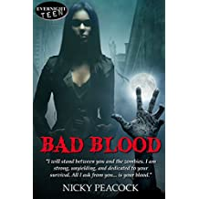 Bad Blood (Battle of the Undead Book 1)
