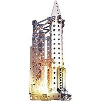 Meccano - 15 Multimodels cohete espacial, juego de construcción (Bizak 61921774)