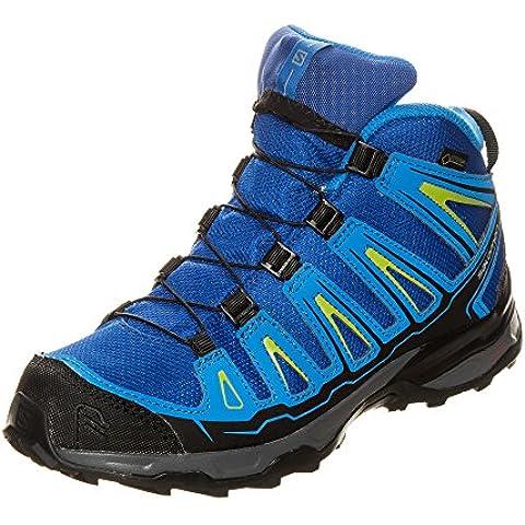 Salomon L39029400, Zapatillas de Senderismo para Niños