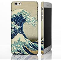 Hokusai Art Collection-Cover per iPhone, motivo: disegni,