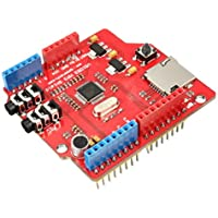 Yongse MP3 Music VS1053B Shield Board with TF Card Slot Trabaja con Arduino UNO Mega