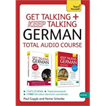Get Talking and Keep Talking German Pack (Learn German with Teach Yourself).