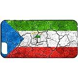 Funda Carcasa para iPhone 6 Bandera GUINEA ECUATORIAL 03