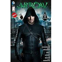 Arrow #1 - Kampf um Queen Industries (2013, Panini) ***Der Comic zum neuen TV-Serien-Hit auf VOX!***