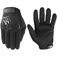 Seibertron Wear Touch Screen Sport Hunting Full Finger All-Weather Tactical Original Military Shooting Gloves Paintball Sniper Gloves for Army Tactical Gear Black L
