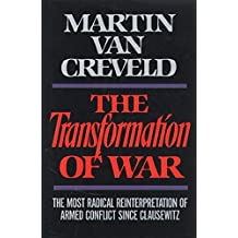 Transformation of War (English Edition)