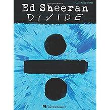 Ed Sheeran: ÷ Divide (PVG Book): Songbook für Klavier, Gesang, Gitarre