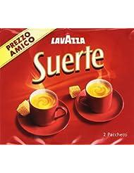 Lavazza Suerte Miscela di Caffè - 2 Pacchetti