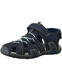 Geox Jr Sandal Kraze G - Zapatos primeros pasos para chico