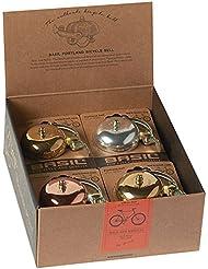Basil Portland Carreras de campana, marrón, 5 x 5 x 6 cm
