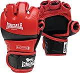 Best mma gloves - FIRE FLY LONSDALE Amateur MMA Fight Gloves (Red) Review