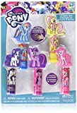 #3: Generic Townley Girl My Little Pony Lip Balm, 5 Flavored Glosses with 5 Character Finger Puppets