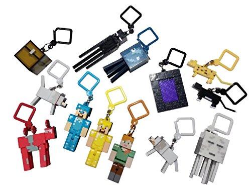 Preisvergleich Produktbild IMC Toys 52000MN1 - Minecraft Schlüsselanhänger