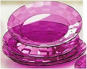 Tupperware Prism Dessert Plate (Set of 4)