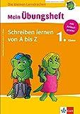 Klett Die kleinen Lerndrachen Mein Übungsheft Das ABC 1. Klasse
