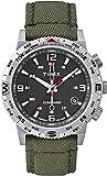 Timex Herren-Armbanduhr Intelligent Quartz Analog Quarz Nylon T2P286