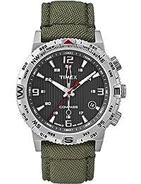 Timex Herren-Armbanduhr Intelligent Quartz Analog Quarz T2P286