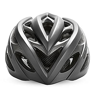 Shinmax Specialized Bike Helmet with Safety Light, Adjustable Sport Cycling Helmet Bike Bicycle Helmets for Road & Mountain Biking,Motorcycle for Adult Men & Women,Youth - Racing,Safety Protection from Shinmax