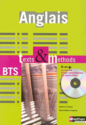 Anglais Texts & Methods > B2 - BTS Tertiaires 1 et 2 par Marie-Hélène Fougeron
