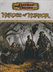 Heroes of Horror (Dungeons and Dragons) (Dungeons & Dragons)