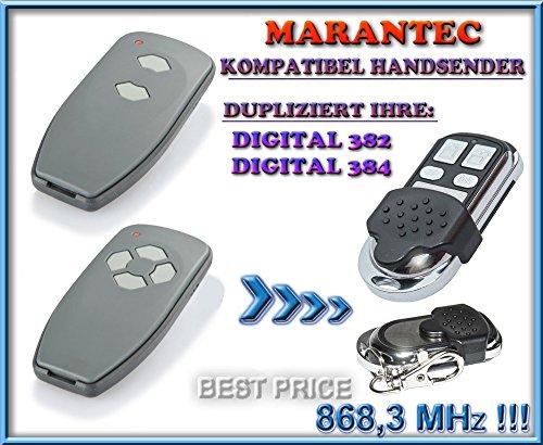 Marantec kompatibel handsender / klone