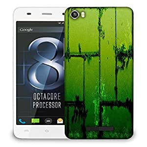 Snoogg Csscreme Walls Designer Protective Phone Back Case Cover For LAVA IRIS X8