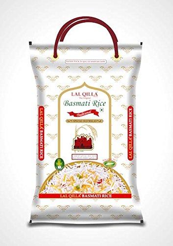 10. LAL. QILLA Traditional Basmati Rice