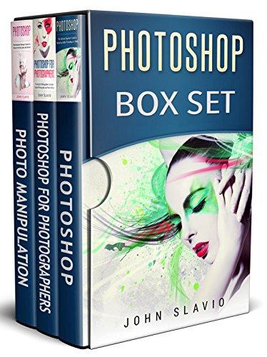 Photoshop Box Set: 3 Books in 1 (English Edition)