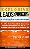 Explosive Leads Generation Marketing for Alcohol & Drug Rehab Centers: The Rehab Centers