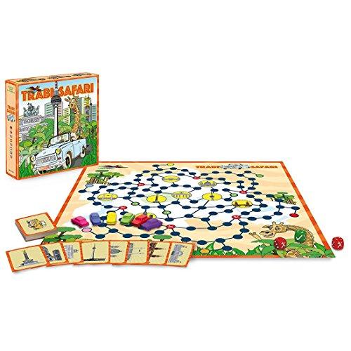 Trabi Safari-Brettspiel - 2