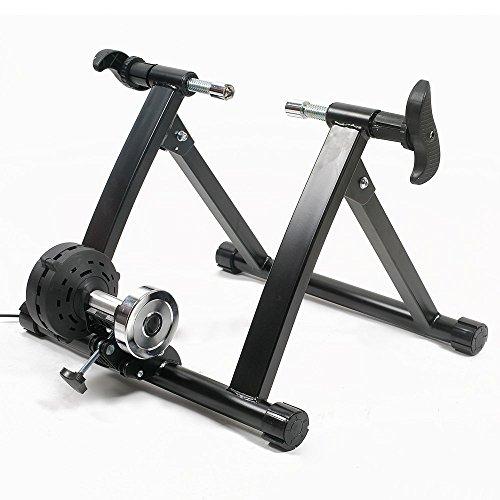 Docooler Entraîneur de Vélos d'Intérieur Magnet Acier de Vélo d'Exercice Intérieur Formateur Stand