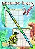 Schiffe versenken-Set Dinosaurier