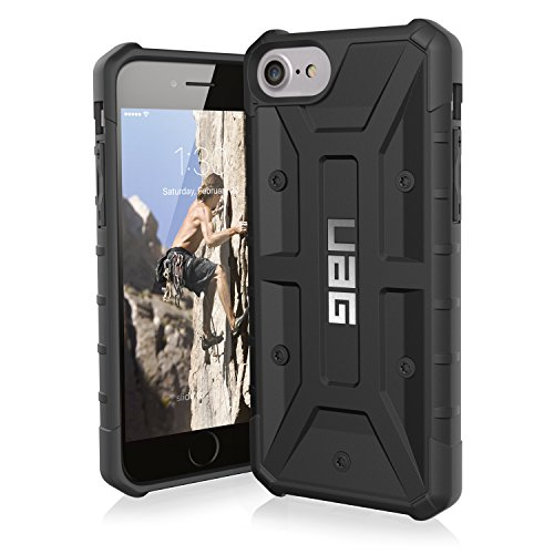 urban-armor-gear-iph7-6s-a-bk-carcasa-para-apple-iphone-6s-y-7-color-negro