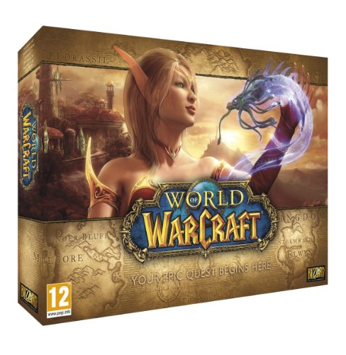 World of Warcraft (PC DVD) Best Price and Cheapest