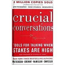Crucial Conversations (Turtleback School & Library Binding Edition) by Joseph Grenny (2002-06-01)