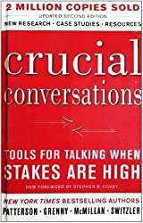Crucial Conversations (Turtleback School & Library Binding Edition) by Kerry Patterson (2002-06-01)