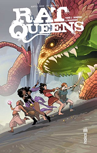 RAT QUEENS Tome 1