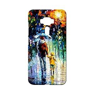 G-STAR Designer Printed Back case cover for Asus Zenfone 3 (ZE552KL) 5.5 Inch - G5044