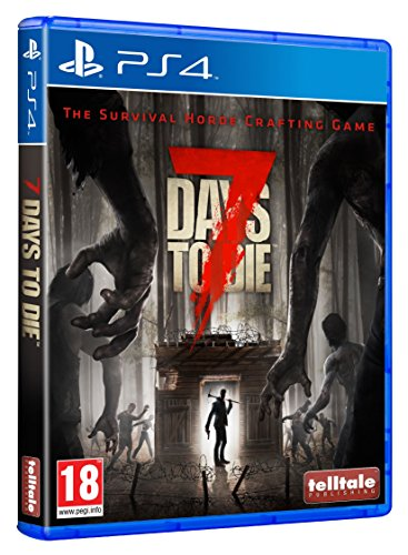 7 Days To Die: The Survival Horde Crafting Game
