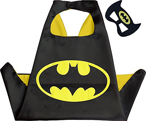Batman Kindes Umhang & Maske