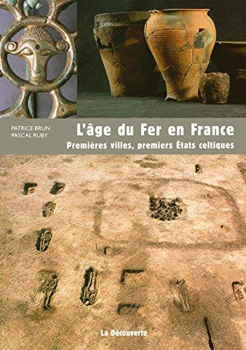 L'âge du Fer en France par Patrice BRUN