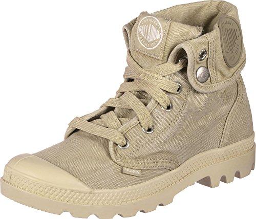 Palladium Baggy, Sneaker a Collo Alto Donna Beige
